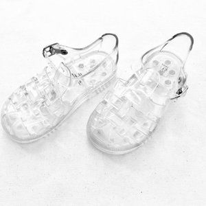 Baby Gap Clear Jelly Sandals